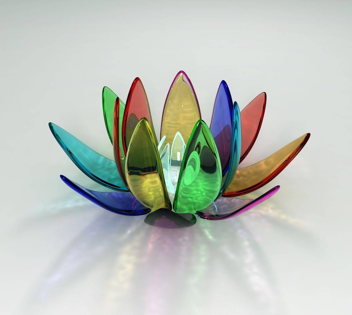 Lotus Glass Hdd