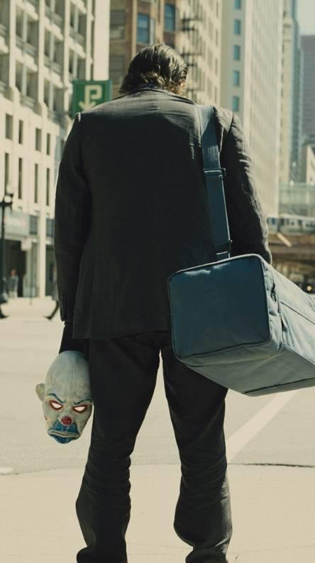 Bank Robber Joker