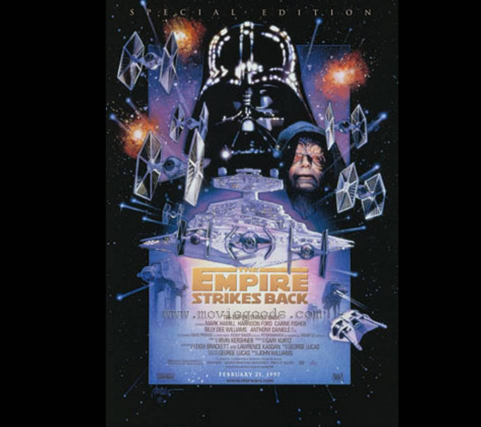 Empire Strikes Back Wallpaper By Dmrockz16 Af Free On Zedge