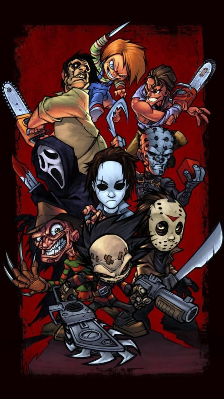 Halloween fanatic