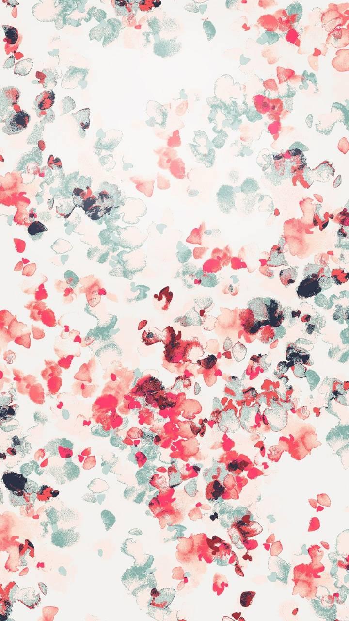 Flower blotches