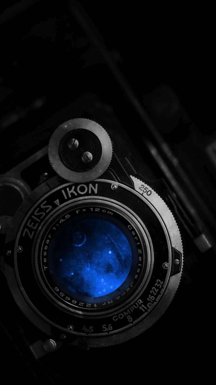 Historic Lens Blue
