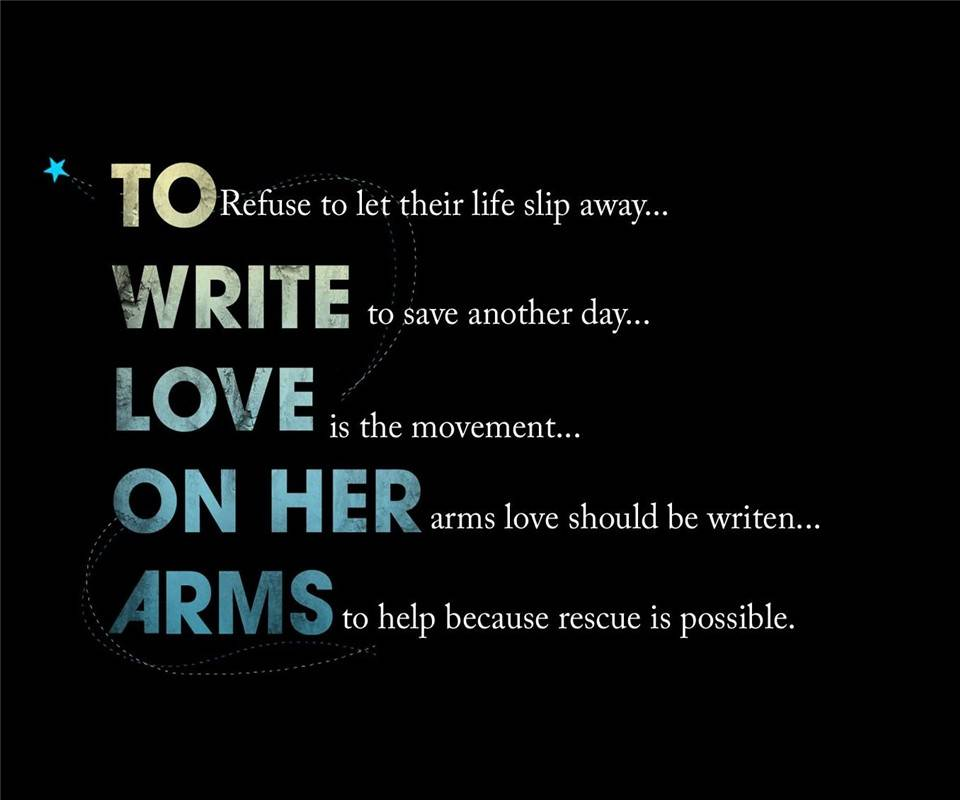 To Write Love