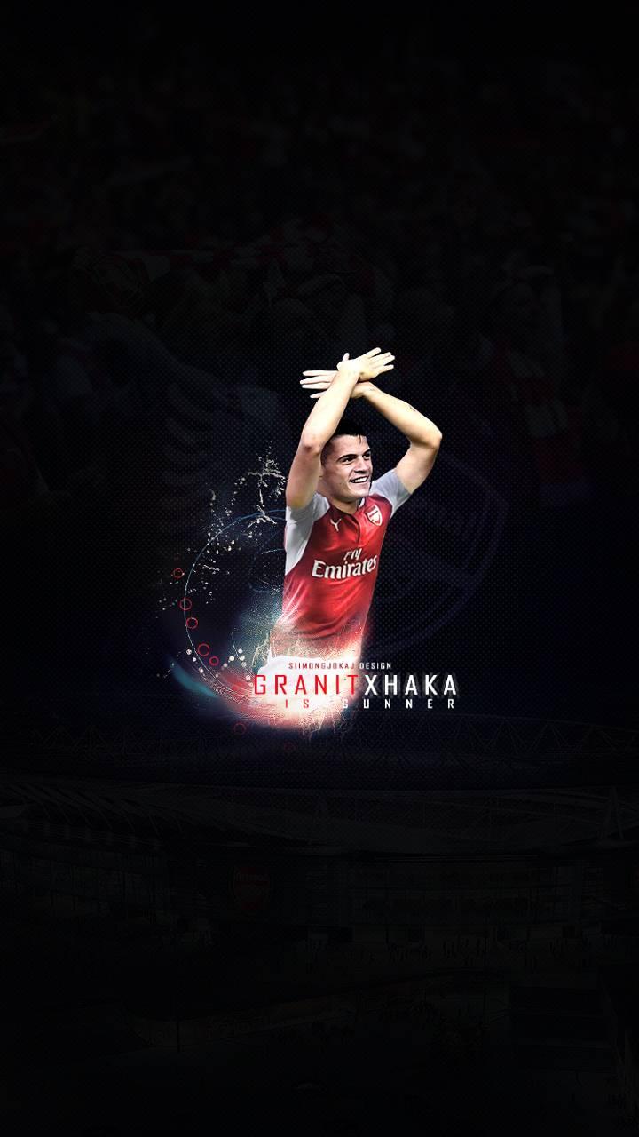 Granit Xhaka Arsenal