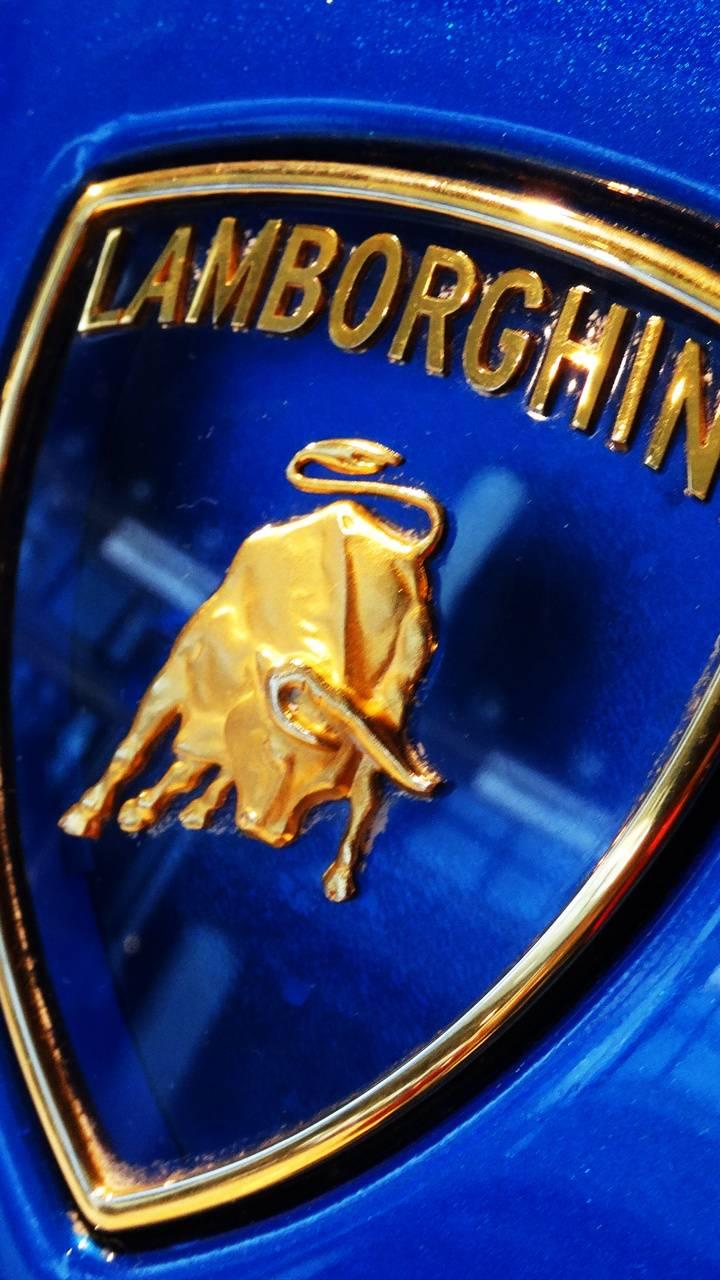 Lamborghini logo wallpaper by keffiti_