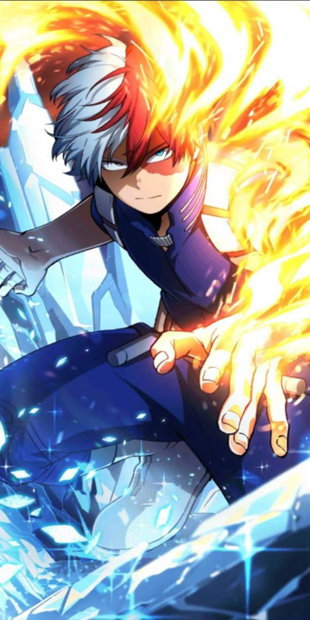 Shoto Todoroki Wallpaper By Civee 35 Free On Zedge