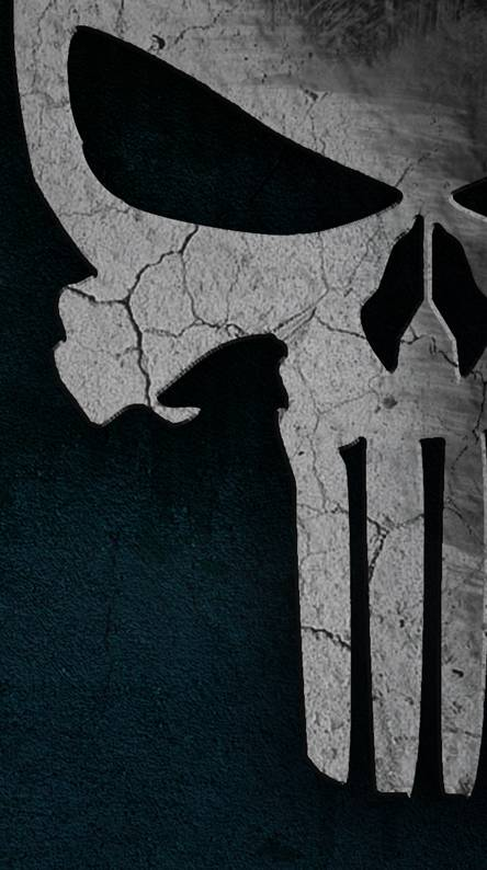 Punisher Skull Flame Ringtones And Wallpapers Free By Zedge