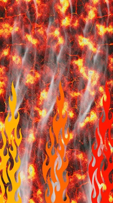 lava flame