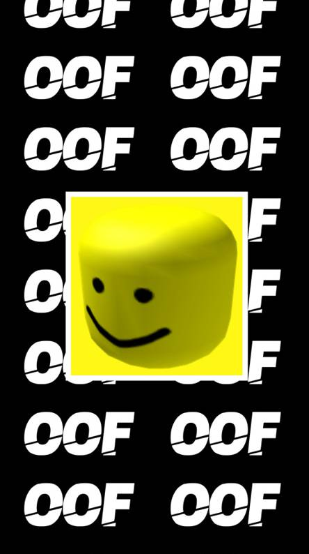Roblox Oof Sound Wallpapers Free By Zedge