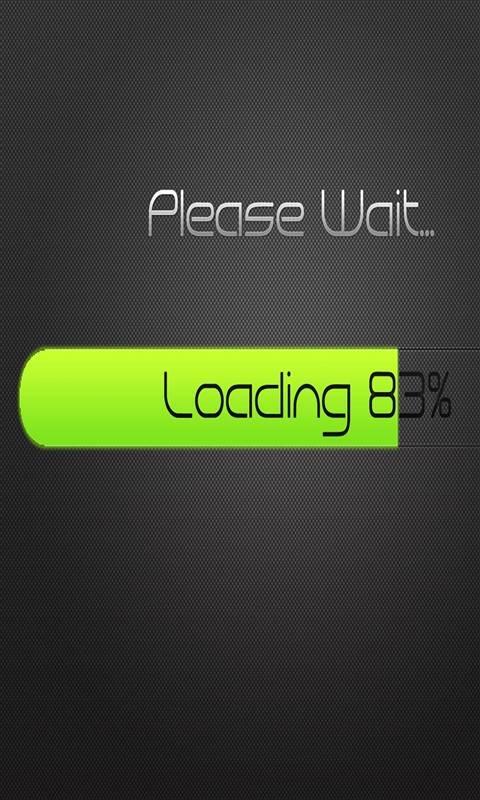 Please Wait