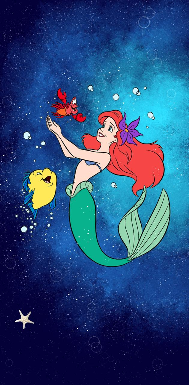 Ariel Little Mermaid