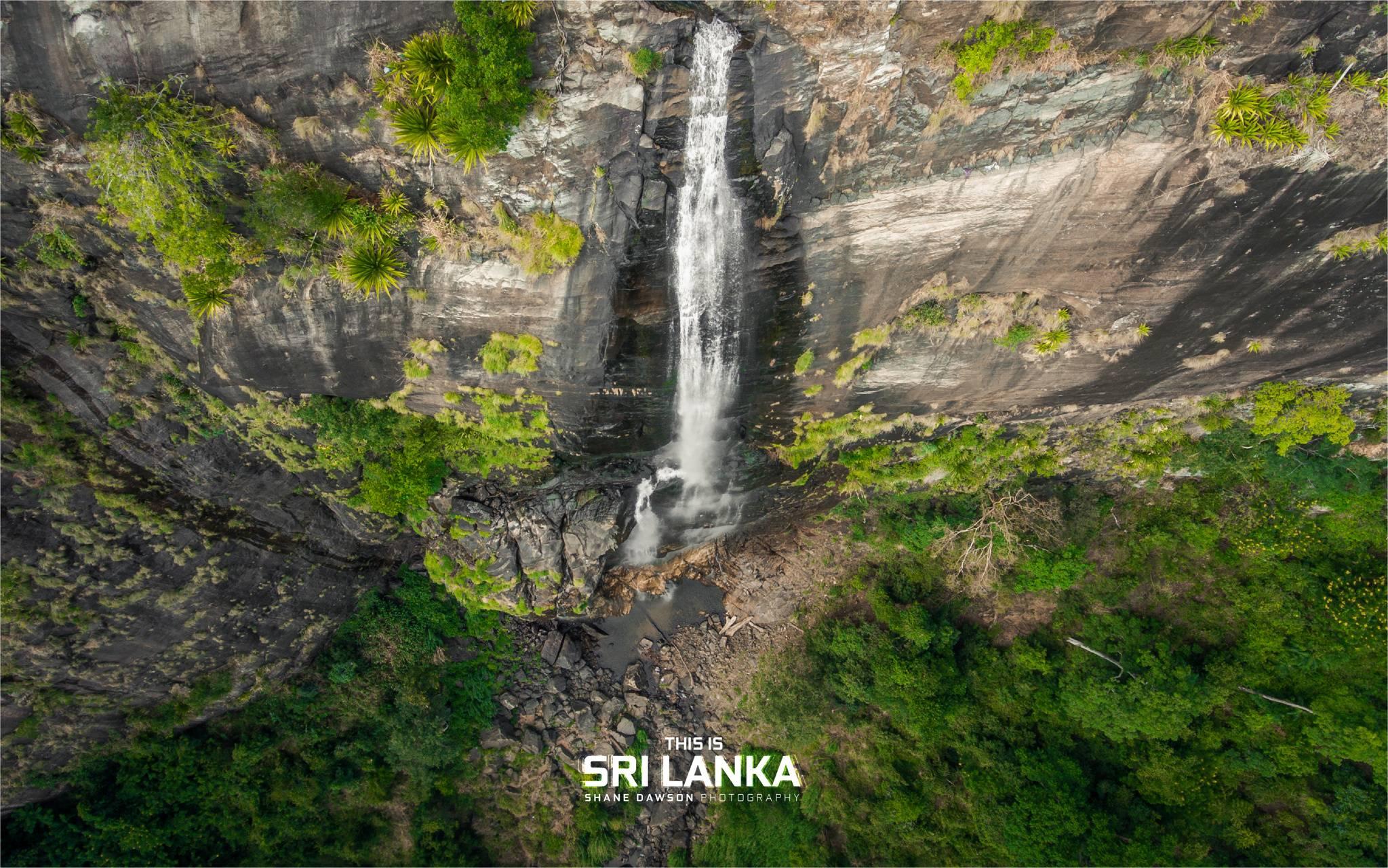 Diyaluma Waterfall