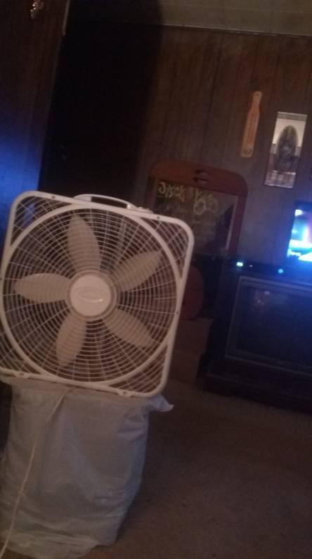 Looks like a Fan