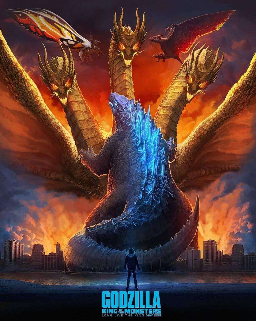 Godzilla Wallpaper By Pr1m3r 4f Free On Zedge
