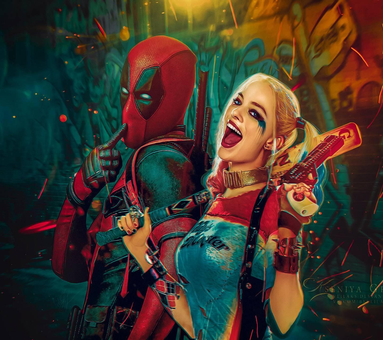 Harley Deadpool