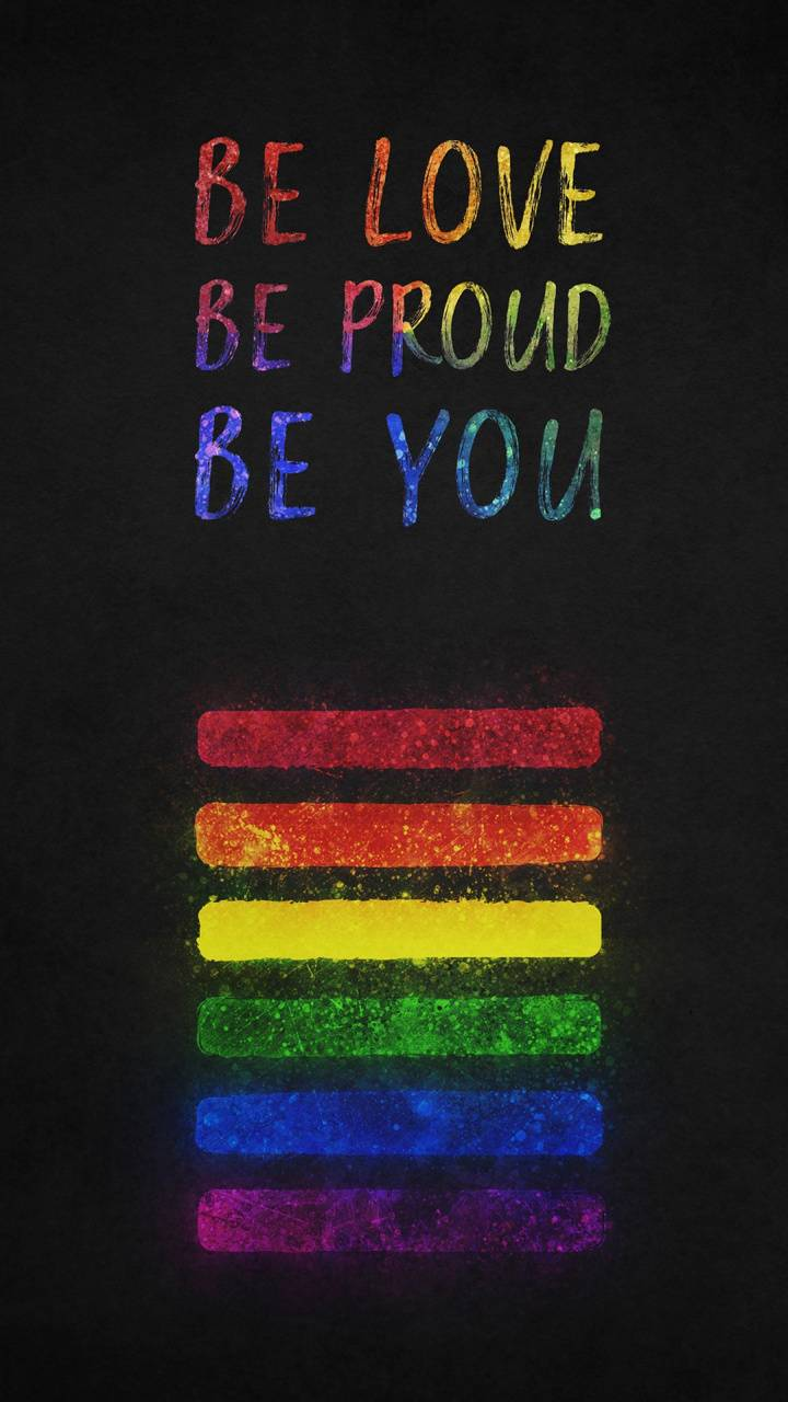 Be love Be proud