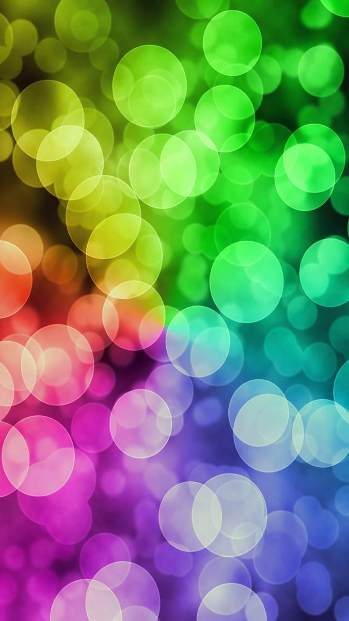 Multicolored Glare
