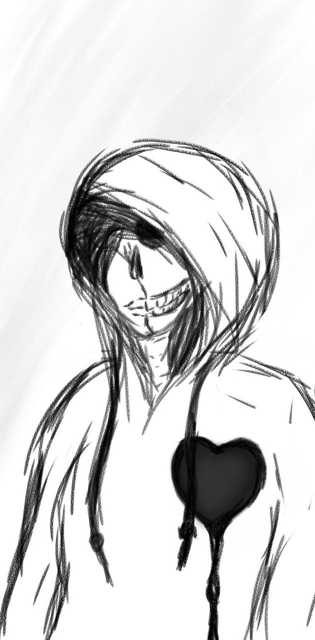 Hooded heart