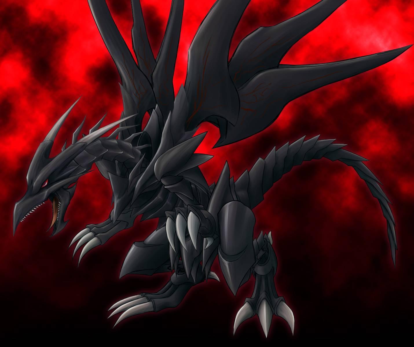 Red-eyes B Dragon