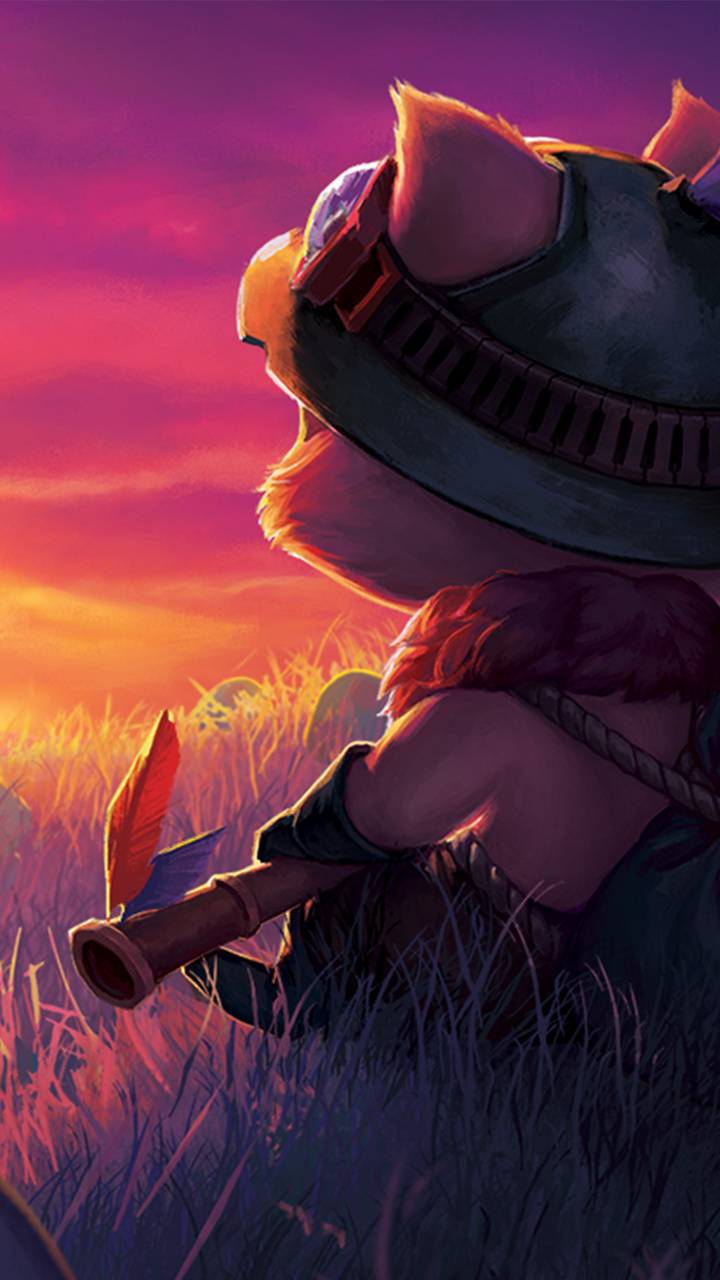 Teemo Wallpaper By Zd4rkn3ssz Bf Free On Zedge