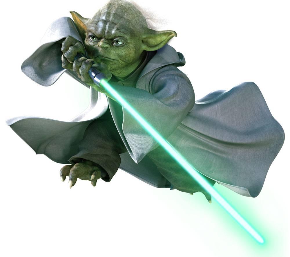 Yoda Soul Calibur IV