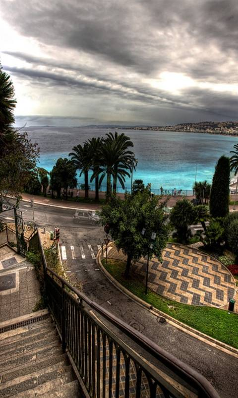 romantic bay