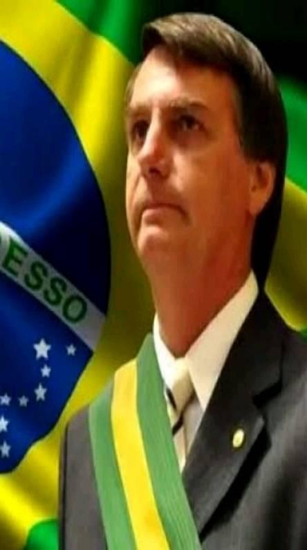 Bolsonaro Faixa