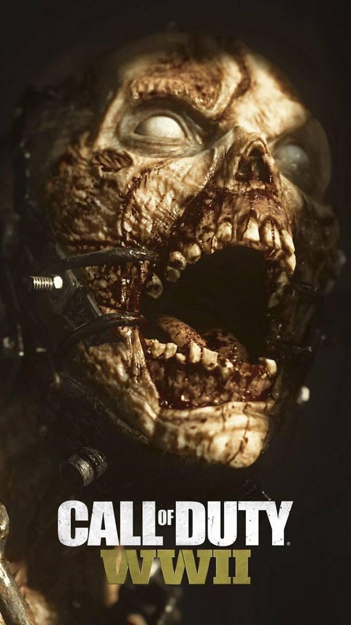 Ww2 Zombies Wallpaper By Tostybro 66 Free On Zedge