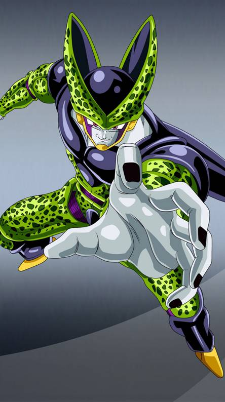 Cell Dragon Ball Z Wallpapers Free By Zedge