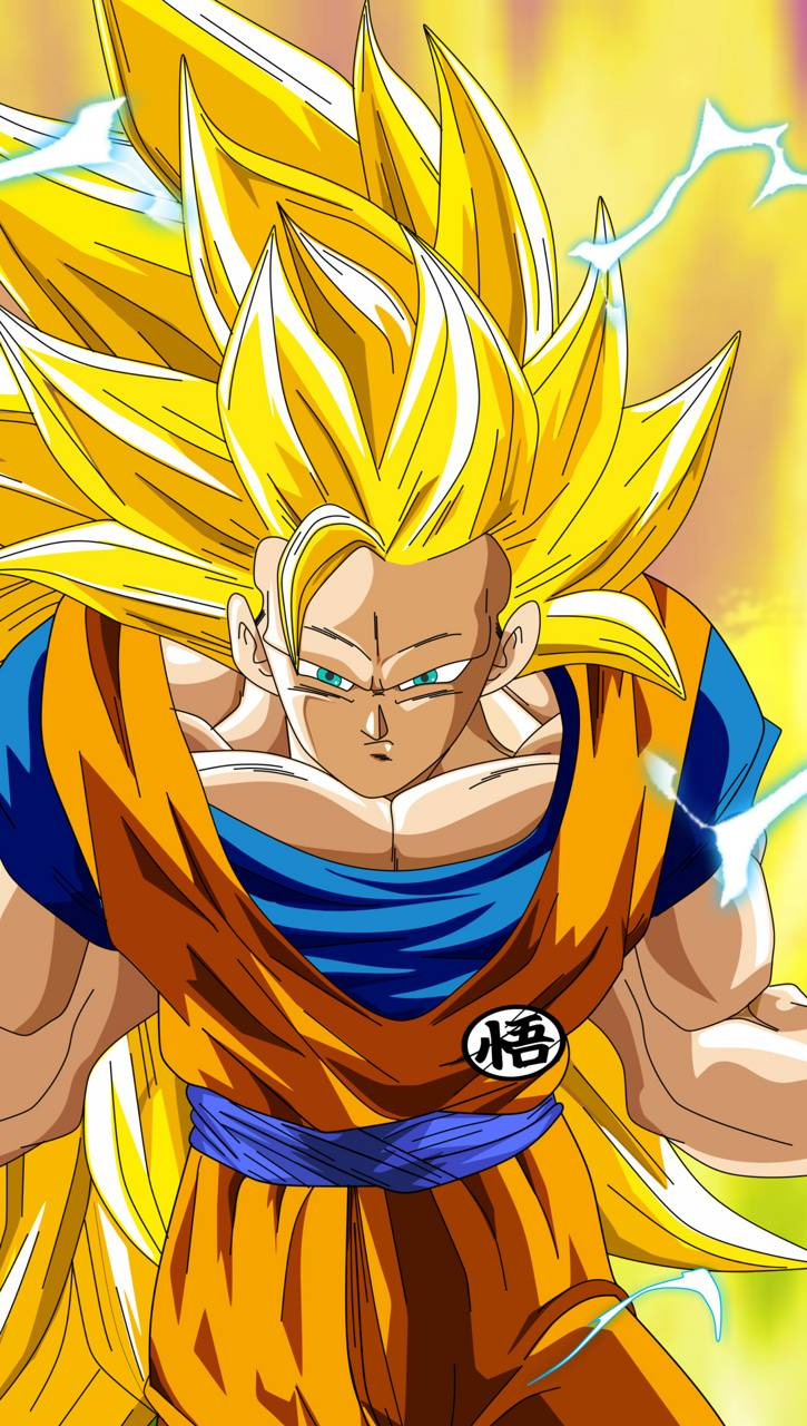 Goku Super Saiyan 3 Wallpaper By Animefreak250 A7 Free On Zedge