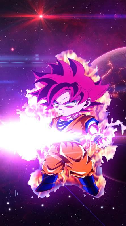 Goku peque