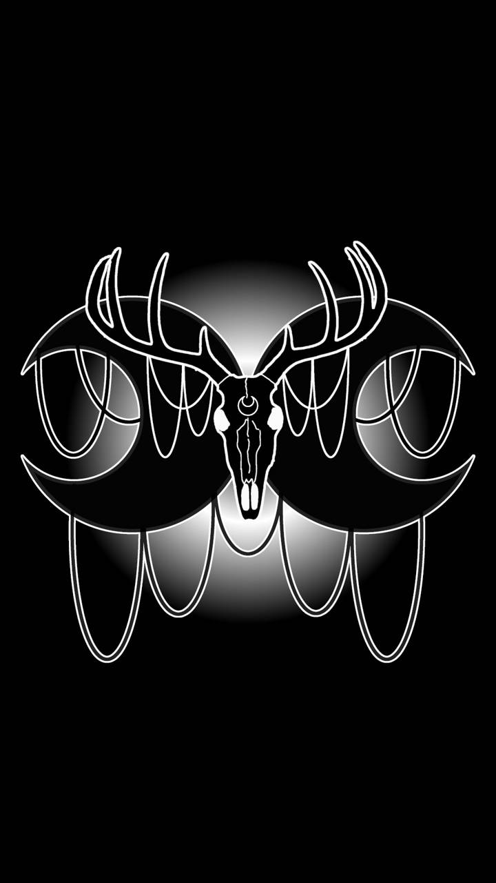 Deer Skull Moons
