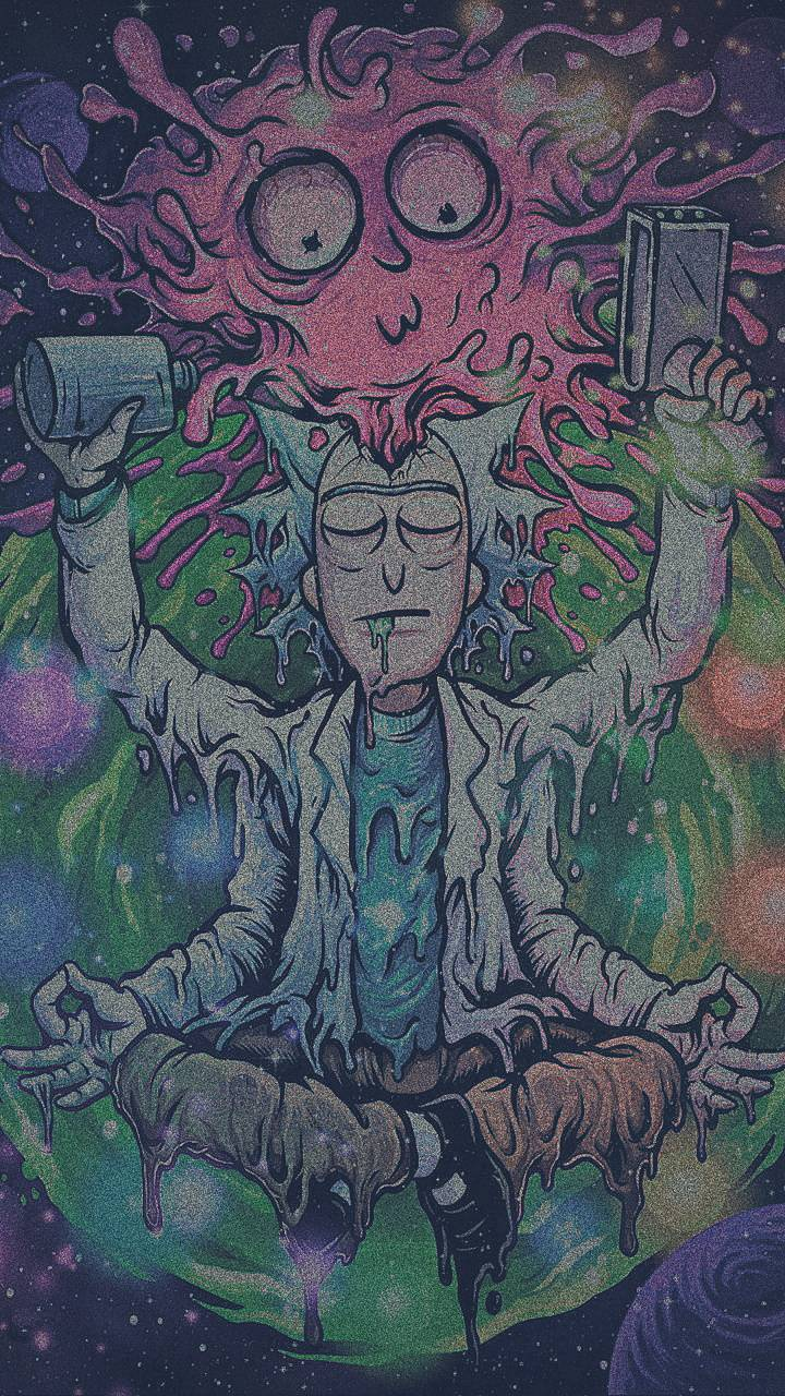 Rick X Morty