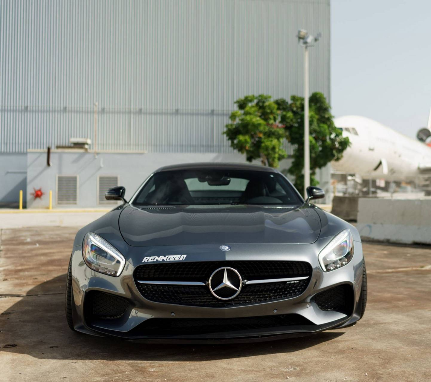 Mercedes GTS AMG