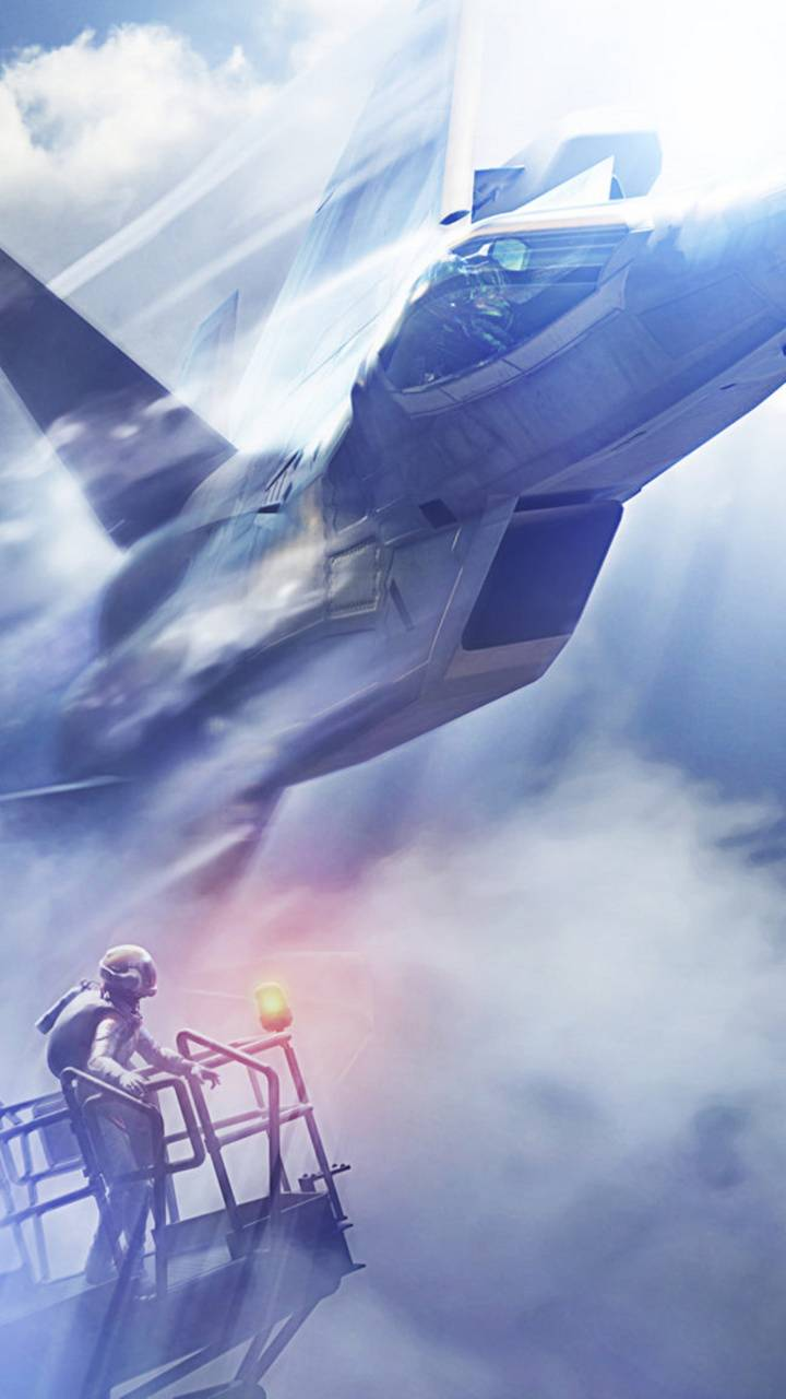 Ace Combat 7 Wallpaper By Snoobdude Ef Free On Zedge