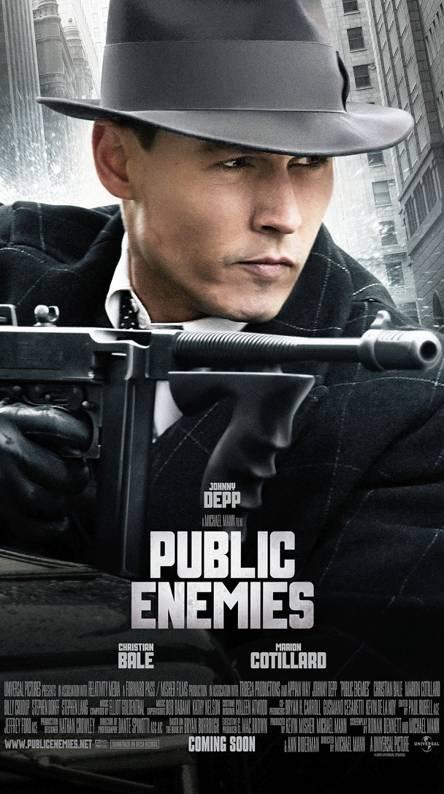 Public Enemies 2009