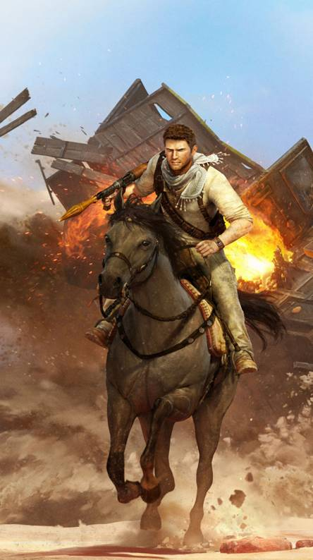 Uncharted 3 Wallpapers Free By Zedge