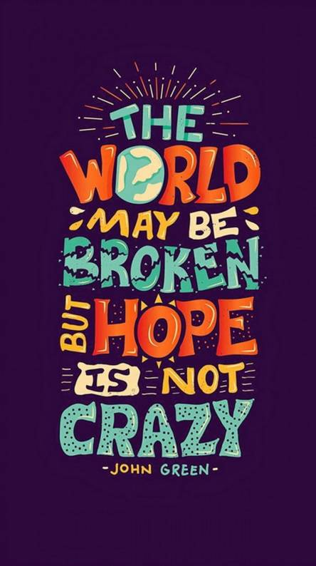 hope is not crazy