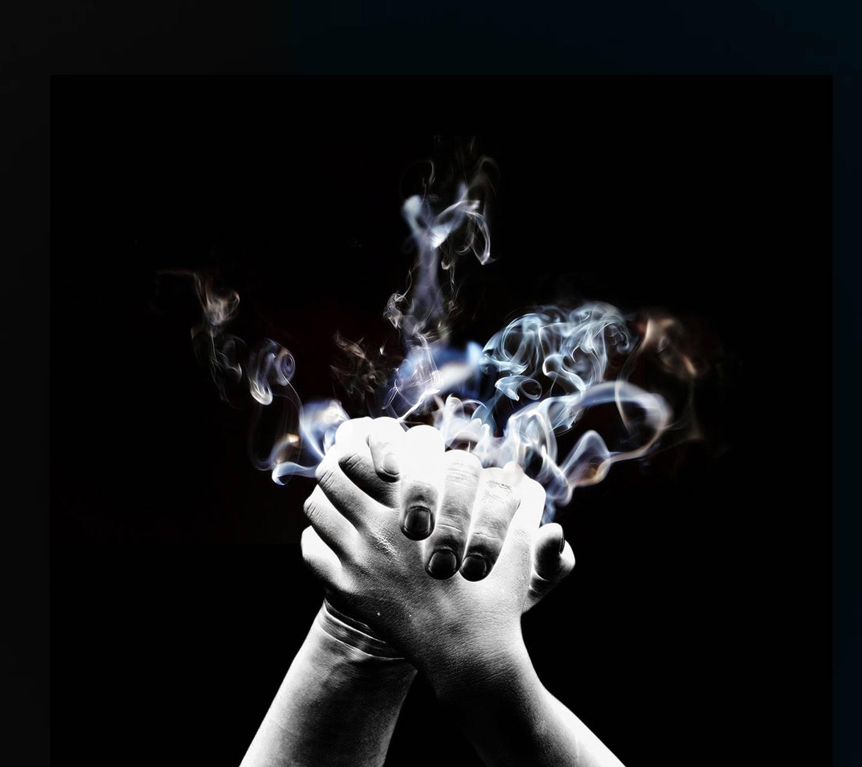 Smoke In Hand