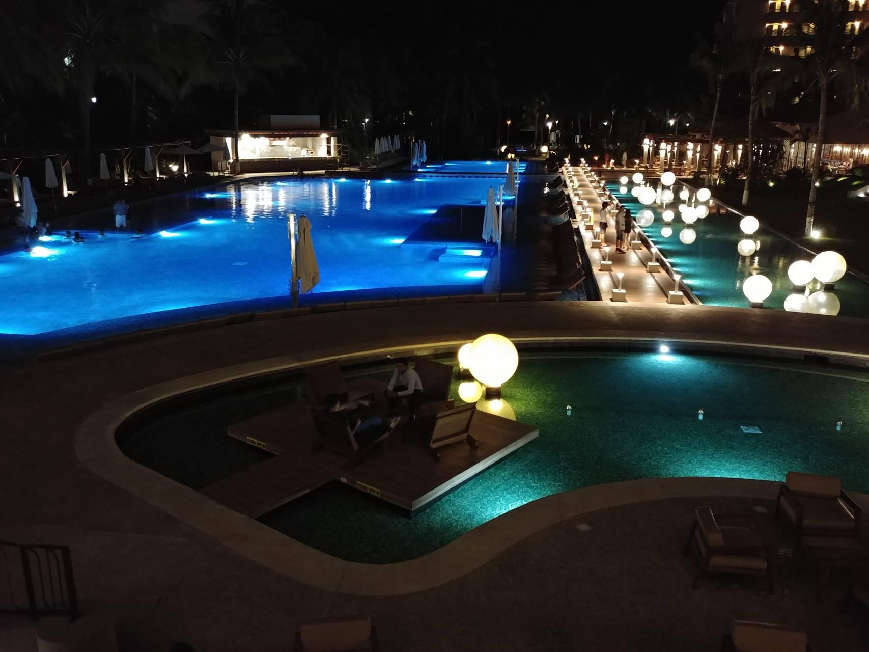 Night Vacations