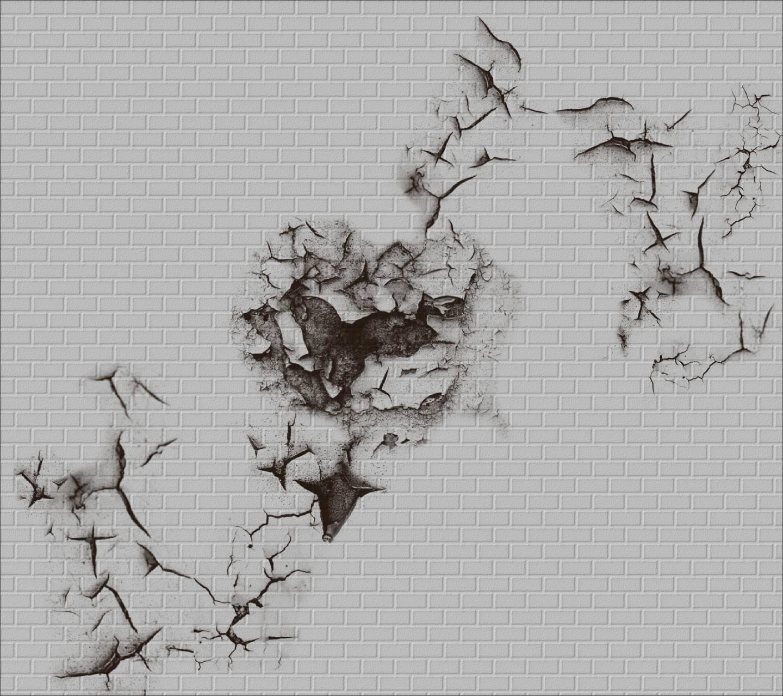 Broken wall 2