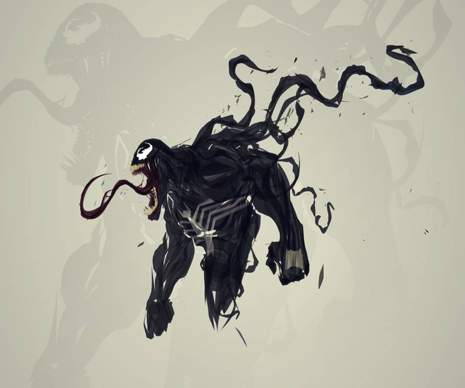 Symbiote Black