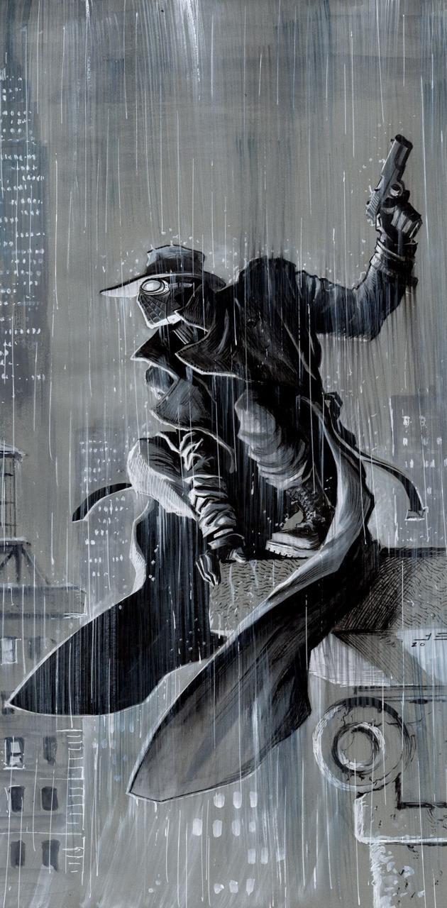 Noir Spiderman