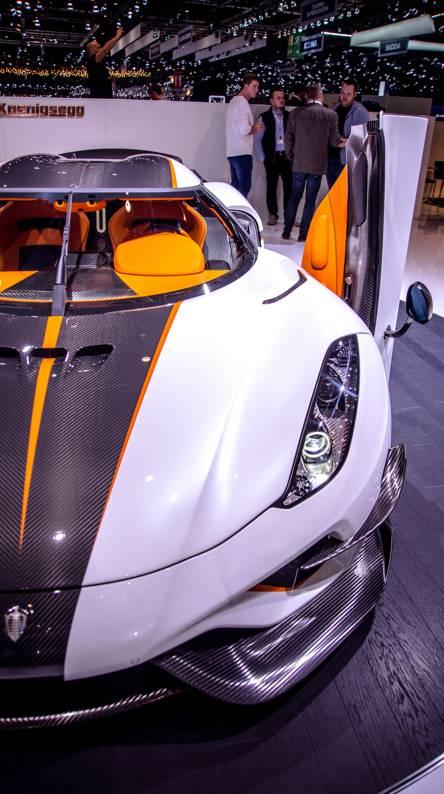 Koenigsegg Key