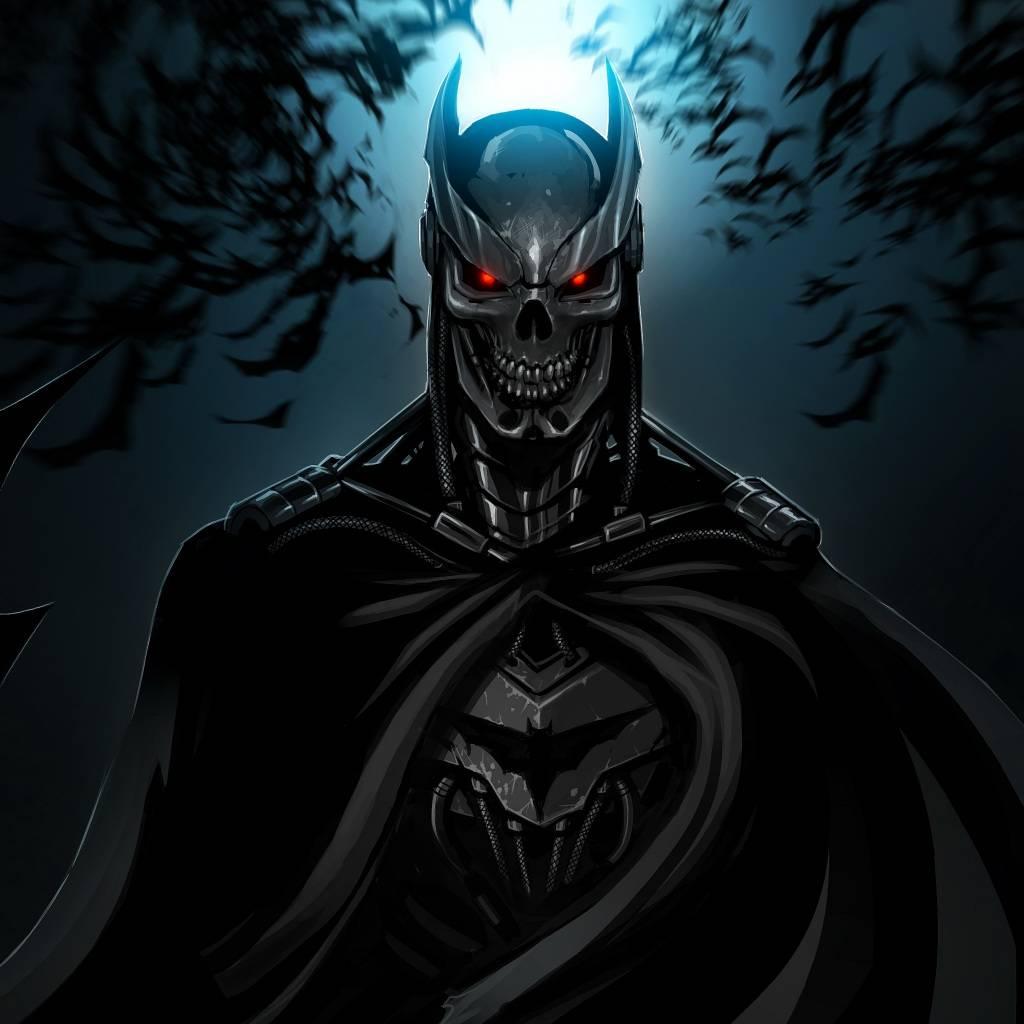 Evil Batman wallpaper by Padesign • ZEDGE™ - free your phone
