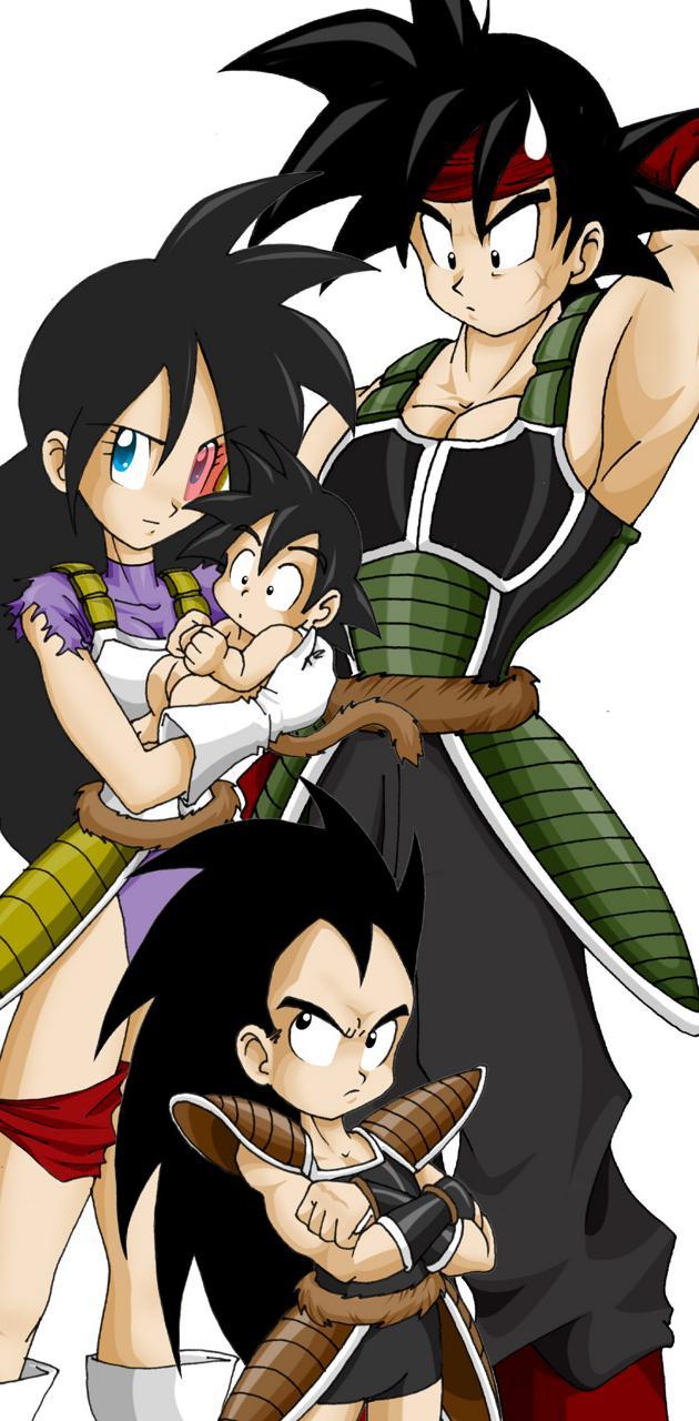 Familia Bardock