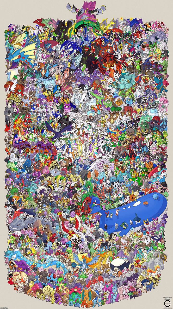 721 pokemon