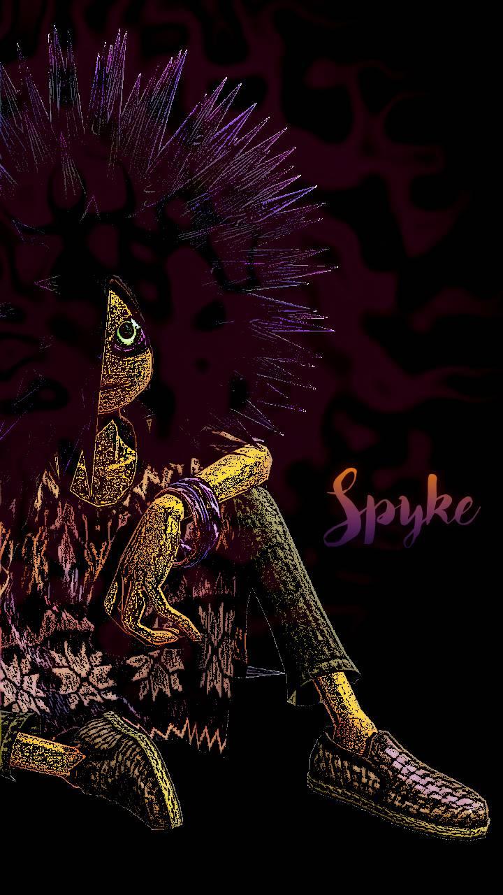Spyke Wallpaper