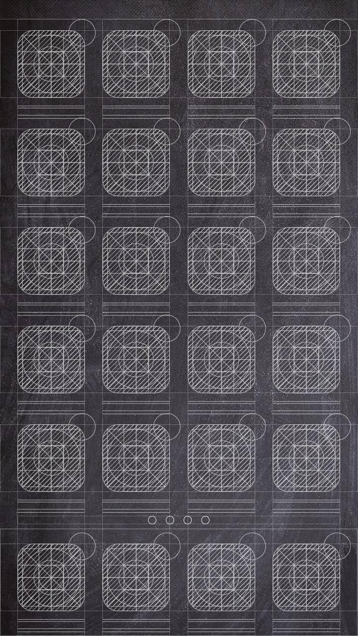 Grid iPhone 5s