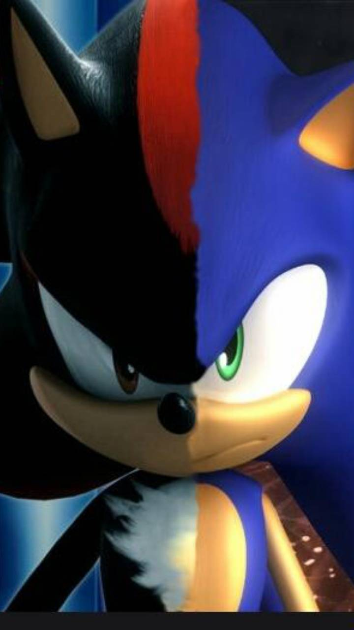 Shadow And Sonic Wallpaper By Shadicgam3r40964 5a Free On Zedge